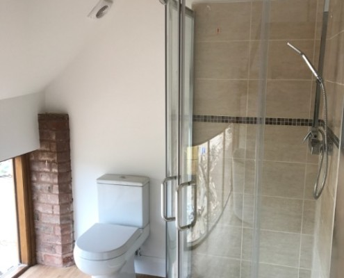Barn Conversion Bathroom