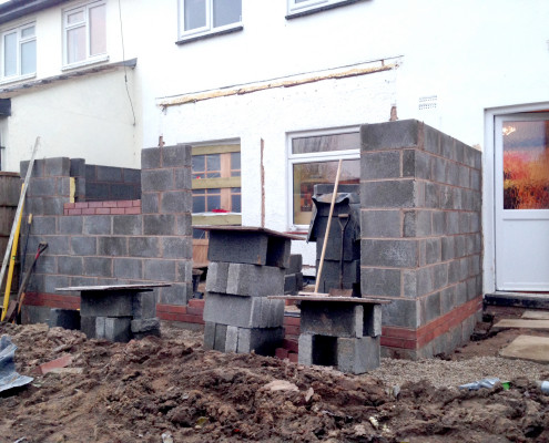 Work on Extension