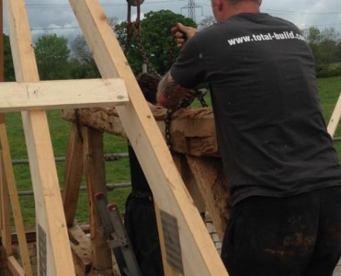 Barn Conversion Carpentry
