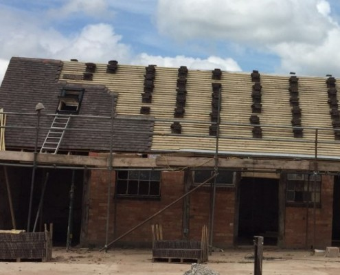 Barn Conversion Roofing