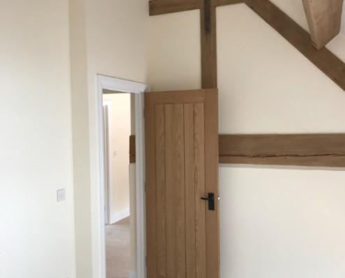 Barn Conversion Oak details
