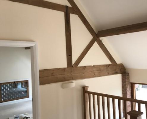 Barn Conversion Decorating